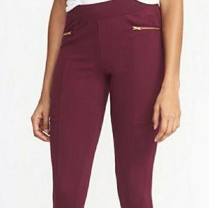 Pants - Old navy stevie suede panel pants